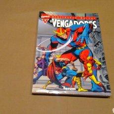 Cómics: VENGADORES 8 BIBLIOTECA MARVEL FORUM PANINI EXCELENTE ESTADO. Lote 68395603