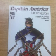 Cómics: CAPITAN AMERICA VOL 5 #8. Lote 68428165