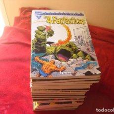 Cómics: LOS 4 FANTASTICOS EXCELSIOR 31 NUMEROS DE 35 CASI COMPLETA MUY BUENA EDITORIAL FORUM. Lote 68449845