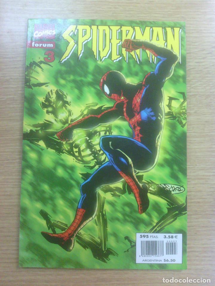 SPIDERMAN VOL 3 #3 (Tebeos y Comics - Forum - Spiderman)