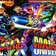 Cómics: ONSLAUGHT MARVEL UNIVERSE AQUI TIENE LUGAR LA EVOLUTION DEL UNIVERSO MARVEL. Lote 68550453