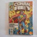 Cómics: RETAPADO CONAN REY CONTIENE NUMEROS 51 A 55 FORUM. Lote 68571777