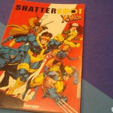Cómics: SHATTER SHOT SHATTERSHOT X-MEN MARVEL FORUM EXCELENTE ESTADO. Lote 68731833