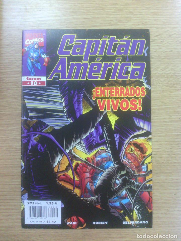 CAPITAN AMERICA VOL 4 #10 (Tebeos y Comics - Forum - Capitán América)
