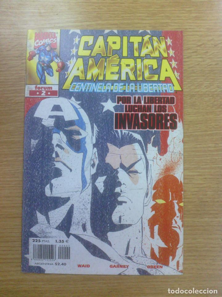 CAPITAN AMERICA CENTINELA DE LA LIBERTAD #2 (Tebeos y Comics - Forum - Capitán América)