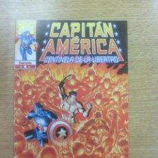 Cómics: CAPITAN AMERICA CENTINELA DE LA LIBERTAD #4. Lote 68747777