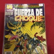 Comics: FORUM FUERZA DE CHOQUE NUMERO 5 MUY BUEN ESTADO REF.27. Lote 68838893
