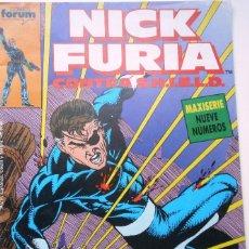Cómics: COMIC DE FORUM DE NICK FURIA ES EL Nº 4 . Lote 68859597