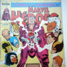Cómics: 1 COMIC DE FORUM DE MARVEL HEROES Nº 10. Lote 68859989