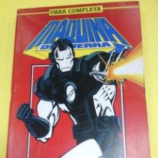Comics: TOMO OBRAS COMPLETAS-MAQUINA DE GUERRA FORUM. IRON MAN.. Lote 68895529