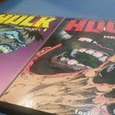Cómics: HULK MR. FIXIT VOL. 1 Y 2 EXCELENTE ESTADO FORUM PETER DAVID JEFF PURVES. Lote 68973862