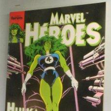 Cómics: FORUM. COMIC DE MARVEL HÉROES. HULKA. Nº38 1990. EN CASTELLANO . Lote 69015141