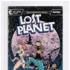 Cómics: LOST PLANET Nº 1 DE 6 - ECLIPSE COMICS FORUM. Lote 194648858