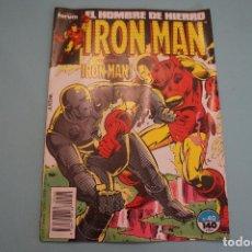 Cómics: COMIC DE IRON MAN EL HOMBRE DE HIERRO AÑO 1988 Nº 40 DE COMICS FORUM LOTE 5. Lote 69074393