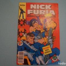 Comics: COMIC DE NICK FURIA CONTRA SHIELD AÑO 1989 Nº 5 DE COMICS FORUM LOTE 5. Lote 69075285