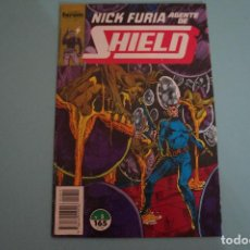 Cómics: COMIC DE NICK FURIA AGENTE DE SHIELD AÑO 1990 Nº 5 DE COMICS FORUM LOTE 5. Lote 69075773