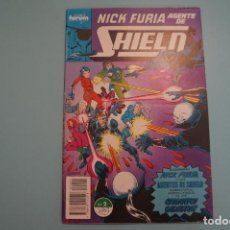 Cómics: COMIC DE NICK FURIA AGENTE DE SHIELD AÑO 1990 Nº 2 DE COMICS FORUM LOTE 5. Lote 69075833