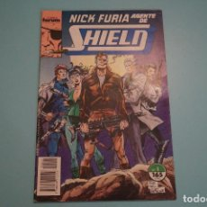 Cómics: COMIC DE NICK FURIA AGENTE DE SHIELD AÑO 1990 Nº 1 DE COMICS FORUM LOTE 5. Lote 69075957