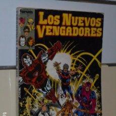 Cómics: LOS NUEVOS VENGADORES VOL. 1 Nº 1-2-3-4-5 EN UN TOMO RETAPADO - FORUM. Lote 69108621