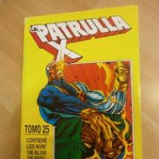 Cómics: LA PATRULLA X RETAPADO 25. NÚMEROS 156 AL 159. Lote 69235681