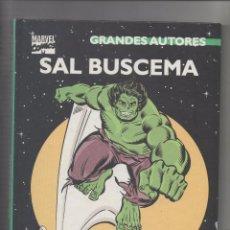 Cómics: GRANDES AUTORES: SAL BUSCEMA - LA MASA .SA. Lote 69366397