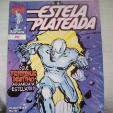 Cómics: ESTELA PLATEADA Nº 20 FORUM. Lote 69491045