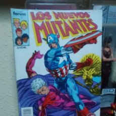 Cómics: LOS NUEVOS MUTANTES - NÚMERO 40 - VOL 1 - MARVEL COMICS - FORUM. Lote 69819445