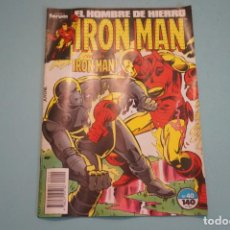 Cómics: COMIC DE IRON MAN EL HOMBRE DE HIERRO AÑO 1988 Nº 40 DE COMICS FORUM LOTE 6 C. Lote 69843217