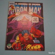 Cómics: COMIC DE IRON MAN EL HOMBRE DE HIERRO AÑO 1986 Nº 21 DE COMICS FORUM LOTE 7. Lote 69843525