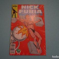 Cómics: COMIC DE NICK FURIA CONTRA SHIELD AÑO 1989 Nº 8 DE COMICS FORUM LOTE 6 C. Lote 69843789