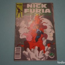 Cómics: COMIC DE NICK FURIA CONTRA SHIELD AÑO 1989 Nº 7 DE COMICS FORUM LOTE 7. Lote 69843841