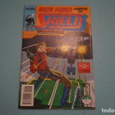 Cómics: COMIC DE NICK FURIA AGENTE DE SHIELD AÑO 1990 Nº 7 DE COMICS FORUM LOTE 7. Lote 69844069