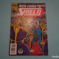 Cómics: COMIC DE NICK FURIA AGENTE DE SHIELD AÑO 1990 Nº 5 DE COMICS FORUM LOTE 7. Lote 69844137