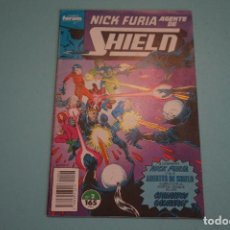 Cómics: COMIC DE NICK FURIA AGENTE DE SHIELD AÑO 1990 Nº 2 DE COMICS FORUM LOTE 7. Lote 69844181