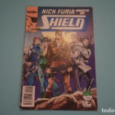 Cómics: COMIC DE NICK FURIA AGENTE DE SHIELD AÑO 1990 Nº 1 DE COMICS FORUM LOTE 7. Lote 69844277