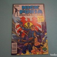 Comics: CÓMIC DE NICK FURIA CONTRA SHIELD AÑO 1989 Nº 1 COMICS FORUM LOTE 8. Lote 69902717