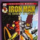 Cómics: BIBLIOTECA MARVEL IRON MAN Nº 27¡¡¡¡EXCELENTE ESTADO COMO NUEVO!!!!. Lote 69944561