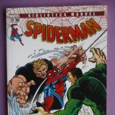 Cómics: BIBLIOTECA MARVEL SPIDERMAN Nº 36 ¡¡¡¡EXCELENTE ESTADO COMO NUEVO!!!!. Lote 69945589