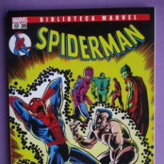 Cómics: BIBLIOTECA MARVEL SPIDERMAN Nº 35 ¡¡¡¡EXCELENTE ESTADO COMO NUEVO!!!!. Lote 99791582
