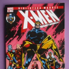 Cómics: BIBLIOTECA MARVEL X-MEN Nº 7 ¡¡¡¡EXCELENTE ESTADO COMO NUEVO!!!!. Lote 69947425