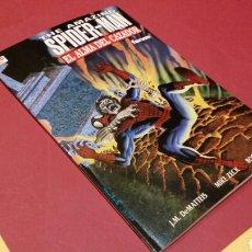 Cómics: THE AMAZING SPIDERMAN EL ALMA DEL CAZADOR FORUM EXCELENTE ESTADO. Lote 70022882
