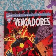 Cómics: BIBLIOTECA MARVEL VENGADORES 14 NUEVO. Lote 70084265