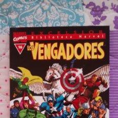 Cómics: BIBLIOTECA MARVEL VENGADORES 16 NUEVO. Lote 70084317