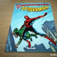 Cómics: BIBLIOTECA MARVEL SPIDERMAN 1 - FORUM. Lote 70289005
