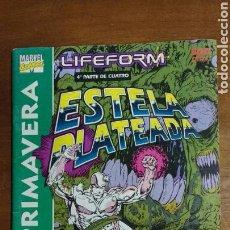 Cómics: ESTELA PLATEADA. LIFEFORM. FORUM. Lote 70317681