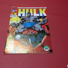 Cómics: HULK 1 COMICS FORUM EXCELENTE ESTADO INCREIBLE HULK & IRON MAN. Lote 70353505
