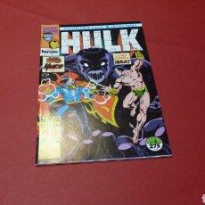 Cómics: HULK 3 COMICS FORUM EXCELENTE ESTADO INCREIBLE HULK & IRON MAN. Lote 70353658