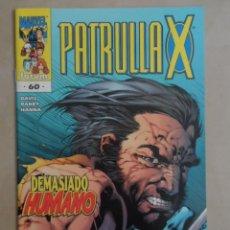 Cómics: PATRULLA-X VOL.2 NÚMERO 60 - POSIBLE ENVIO GRATIS - FORUM - ALAN DAVIS & TOM RANEY. Lote 126984976