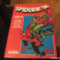 Cómics: SPIDERMAN - VOLUMEN 1 - FORUM - TOMO 46. Lote 71066009