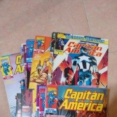 Cómics: CAPITAN AMERICA 1 AL 30 COMPLETA FORUM PANINI VOL,5. Lote 71490575